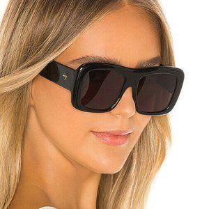My My My X REVOLVE Freddy Sunglasses Black NEW $78